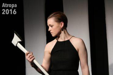 Vanessa Stoll – Bühnenfotos